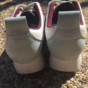 Zara Shoes - Zara Trafaluc Platform Tennis Shoe 4dbe3190435